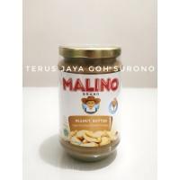Malino Peanut Butter Chunk Selai Kacang Chunk Malino