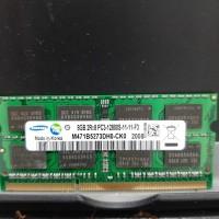 memory ram laptop sodimm Samsung ddr3 8gb 12800 non L