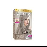miranda hair collor ash blonde '30ml