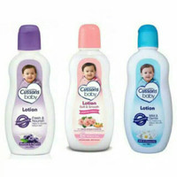 CUSSONS BABY LOTION 200 ML / BODY LOTION BAYI