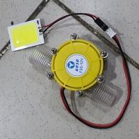 PLTA pembangkit listrik tenaga air