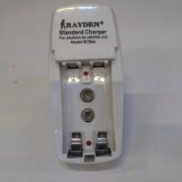 charger baterai A2/A3 dan 9 volt
