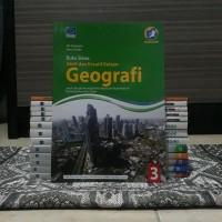 Buku Siswa GEOGRAFI Untuk SMA/MA Kelas 12 Peminatan SOSIAL