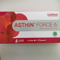 ASTHIN FORCE 6 MG PERSTRIP ISI 10 KAPSUL