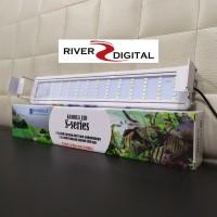 LED Kandila S Series S400 S-400 RGB / Lampu / Light Aquarium Aquascape