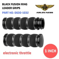 ARLEN NESS BLACK FUSION RING LEADER GRIPS 1 INCH ELECTRONIC 0630-1032