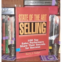 Buku State Of The Art Selling (100 Top Sales Performances)
