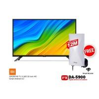 XIAOMI MI TV 4 32 Inch LED TV Smart Android 9.0 FREE ANTENA PX DA-5900