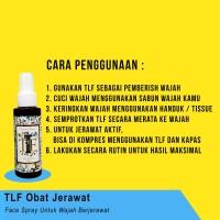 Obat Jerawat Ampuh 100ml TLF Beauty Water