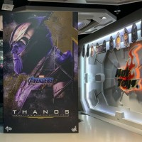 HOT TOYS ARMORED THANOS AVENGERS ENDGAME HT HOTTOYS