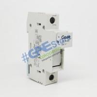 GAVE Cylindrical Fuse Base 1 Pole GAE