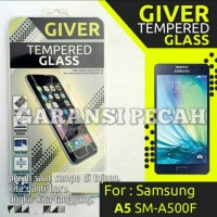 Anti Gores TEMPERED GLASS SAMSUNG A5 2015 Murah