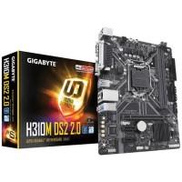 Motherboard Intel Coffeelake Gigabyte GA-H310M-DS2 soket LGA 1151