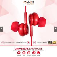 Headset AVEN N1 UNIVERSAL BASS Earphone AVEN