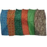 Celana Pendek Batik Pria Wanita Celana Boxer Celana Santai Batik Kere