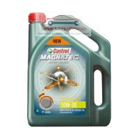 Castrol Magnatec STOP-START 10W-30 - 4 Liter Synthetic Oli Mobil ASLI