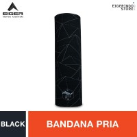 Eiger 28 Gunung Bandana - Black
