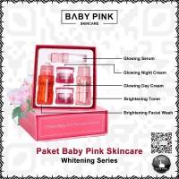 PAKET BABY PINK SKINCARE WHITENING SERIES BABYPINK