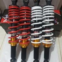 ShockBreaker/Shock Rx king,GL Pro,Tiger,Supra,Kharisma,FIZR uk.340 mm