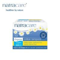 Natracare Digital Tampons Super 10s