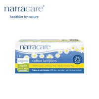 Natracare Cotton Tampon Regular with Applicator