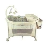 TP0002 - Tempat tidur Baby box BNS Lifestyle Coco Latte (bekas)