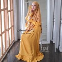 Gamis motif cantik daily homey dress Ayana Vol .2 HOU
