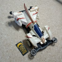 Issuxark 008 Cyber Formula Mini 4WD - Auldey (G)old Stock