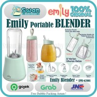 Emily Portable Blender / Food Maker / Baby Food Processor