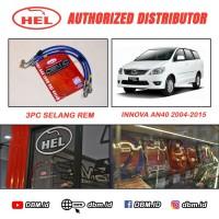 Selang Rem Hel Brake Line Hel Toyota Innova 2KD 2004-2015 not Brembo