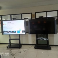 bracket standing TV 65 70 75 80 85 90 Inch super premium model