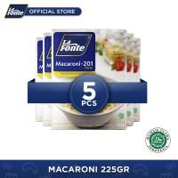 5 pcs - La Fonte Macaroni 225gr