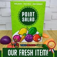 Point Salad ( Original ) + Card Protector Bundle - Toko Board Game