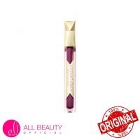 Max Factor Honey Lacquer Gloss 40 Regale Burgundy lipstick