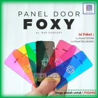 Panel Door Back Door DRUGA FOXY BY RAP CONCEPT - VAPE ACC