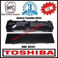 Battery Baterai Laptop Toshiba Satelite C800 C840 C40 Pa5024u Pa5026u
