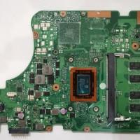 Motherboard Asus X555 X555QG Amd A10 mainboard laptop 555