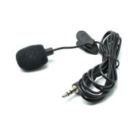 Gtron Paket Mic Clip On Microphone 3.5mm Mikrophone Klip Audio Splitte