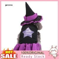 GA_ Set Baju + Topi Model Penyihir untuk Anjing