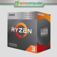 New AMD AM4 Ryzen 3 3200G Radeon Vega 8 3.6Ghz