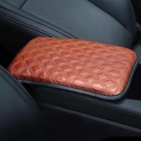 Universal Car Armrest Pads Cover Vehicle Arm Rest Mat Auto Seat Box