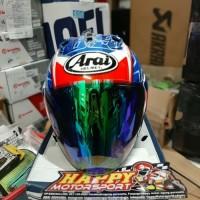 Helm Halfface Arai sZ-Ram 5 Hayden SB SNI Original japan