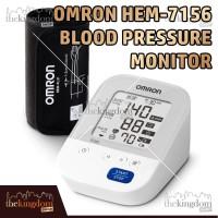 Omron HEM-7156 Blood Pressure Monitor Tensimeter Tekanan Darah