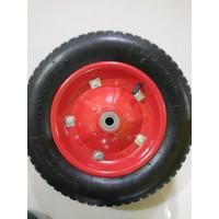 Roda Gerobak Pasir Original Ban angin