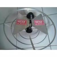 Antena Uhf wajan bolik Getex mutara murah dan bagus hasilnya