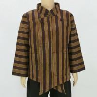 Jual Baju ATASAN Surjan / Lurik Anak Size L, XL, XXL, XXXL Bahan