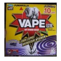 Anti Nyamuk Bakar | Fumakilla Obat Nyamuk Lavender Jumbo 5