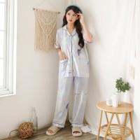 Baju Tidur Greet Piyama Organic Silk T-055 PPK