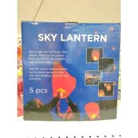 Sky Lantern / Lampion Terbang