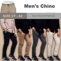 Celana Pria Celana Chino Panjang Premium Terbaik Termurah